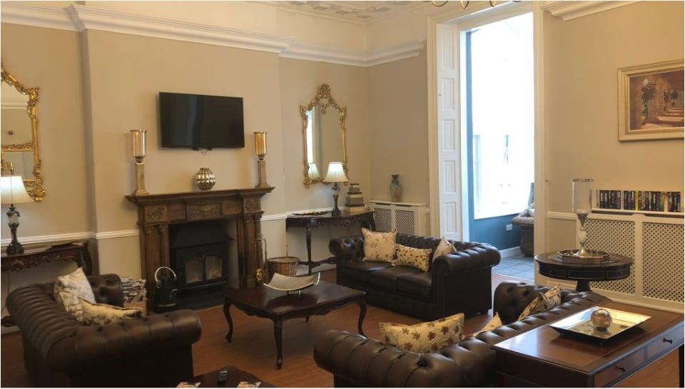 Abbeycare Hygrove Gloucester Lounge