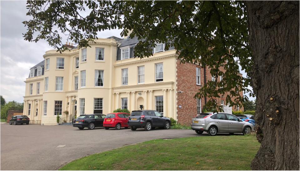 Abbeycare Hygrove Rehab Gloucester External Facade